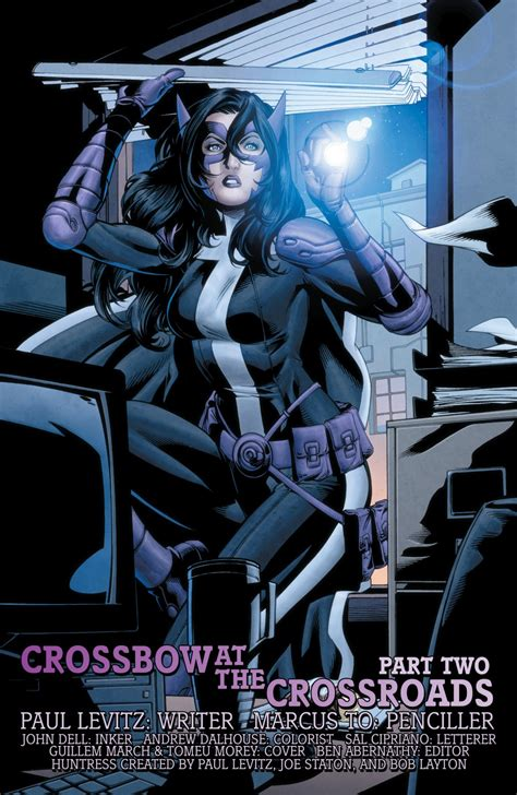 Huntress Crossbow At The Crossroads Tp huntress 2 preview