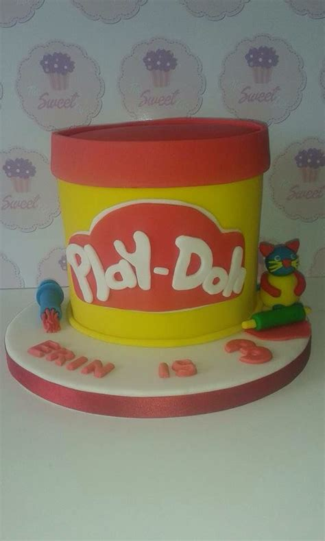 Doh Cake Decor 17 best images about play doh on themed birthday and coloring