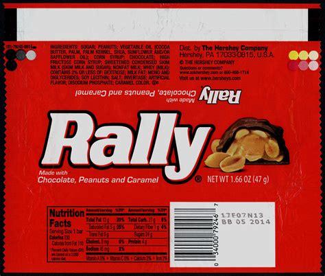 candy alert hershey s rally bar returns