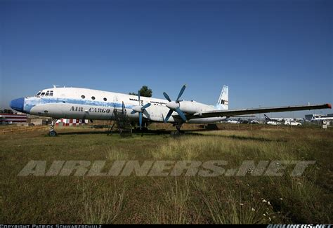 ilyushin il 18gr malev hungarian airlines air cargo aviation photo 1396343 airliners net