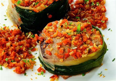 cucinare tranci di tonno ricetta tranci di tonno al profumo di agrumi la cucina