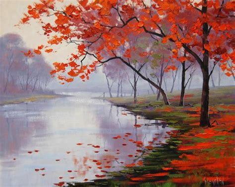 imagenes impresionantes bellas bellas pinturas de paisajes de graham gercken arte feed