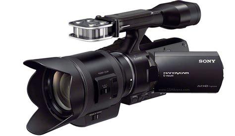 Kamera Sony Frame 35mm frame handycam camcorder nex vg900 from sony