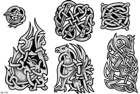 celtic animal tattoos designs celtic designs sheet 178 celtic designs