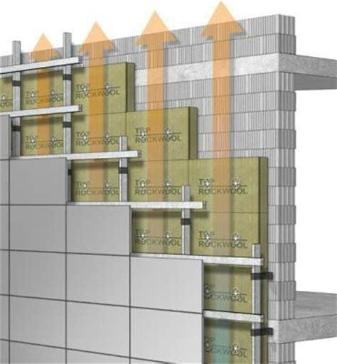 lade da esterno da parete isolamento termico degli edifici