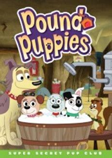 pc pound puppies pound puppies secret pup club available on dvd next tuesday