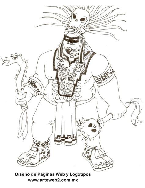 Imagenes Aztecas Para Descargar | ilustraciones y dibujos gratis