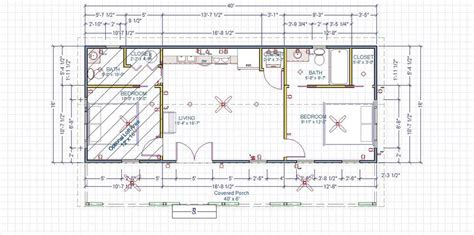 16x40 Cabin Plans by Cabin 16x40 Plans Ask Home Design