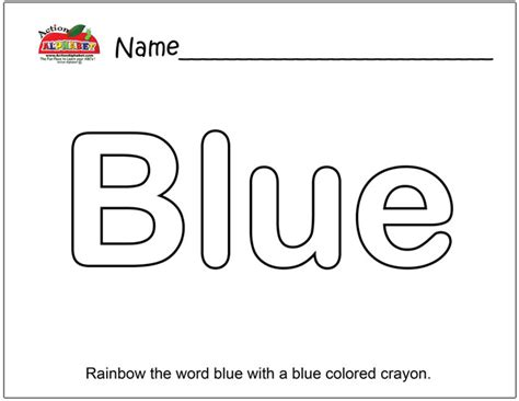 coloring page of blue free coloring pages of blue worksheets