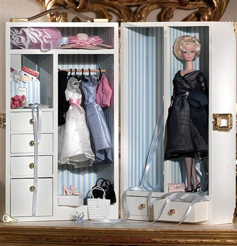 barbie armoire wardrobe bfmc 2003 barbie 174 fashion model collection