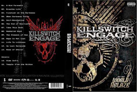 Killswitch Engage World Ablaze Dvd Import douglas dvds trade killswitch engage set this world