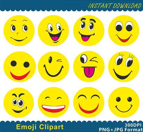 clipart smiley emoji clipart emoji png emoticons collage clip smiley