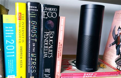 amazon echo review amazon echo review alexa s a great listener but is awful