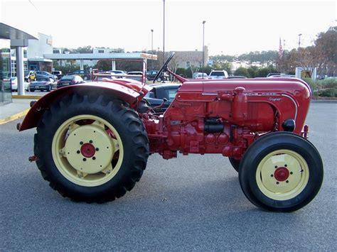 Porsche Tractor For Sale 1959 Porsche Diesel Tractor Porschebahn Weblog