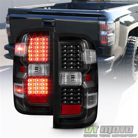 2017 chevy silverado lights black 2014 2017 chevy silverado 1500 2500 hd 3500 hd led