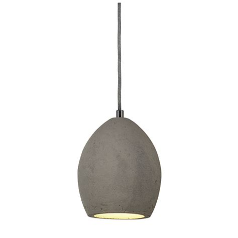 Imperial Lighting by Concrete Pendant Small Imperial Lighting