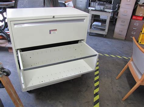 file cabinet with pull out shelf lot 13 montisa 3 quot pull out quot filing cabinet wirebids