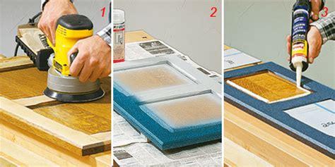 rinnovare ante cucina fai da te rinnovare le ante dei mobili da cucina bricoportale fai