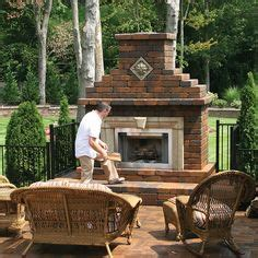 Backyard Creations Verona 1000 Images About Island Outdoor Fireplaces