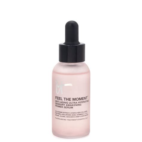 Serum Moment it cosmetics feel the moment anti aging ultra hydrating sensory awakening primer serum beautylish