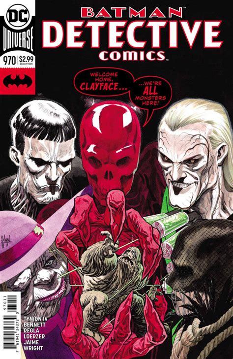 batman detective comics b075m3vrsv the batman universe review detective comics 970