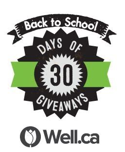 Free Canadian Giveaways - well ca 30 days of giveaways free stuff finder canada