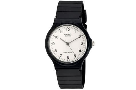 Casio Mq 24 7b the watches that the world s most powerful wear fashionbeans