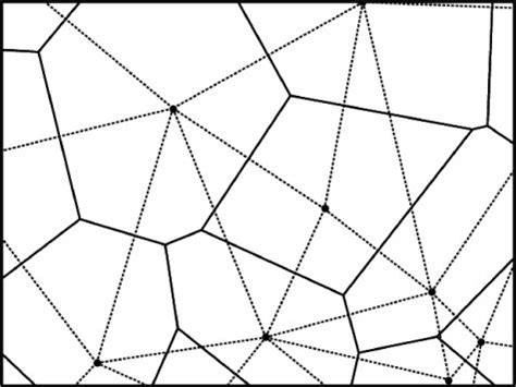 an observed pattern in nature is called space tessellation in cells of different polyhedric forms