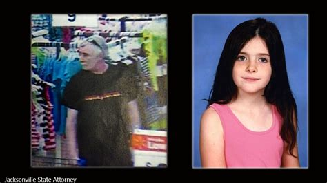 video shows last moments of 8 year old cherish perrywinkle chilling video shows man luring girl from florida walmart