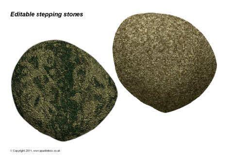 Stepping Templates editable stepping stones template sb4251 sparklebox