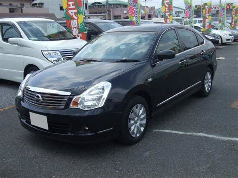 nissan sylphy 2010 nissan bluebird sylphy 20m kg11 fob us 14450 for sale