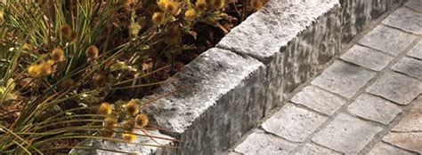 Landscape Fabric Home Depot Ca Edgining And Curbing Permacon Landscapes