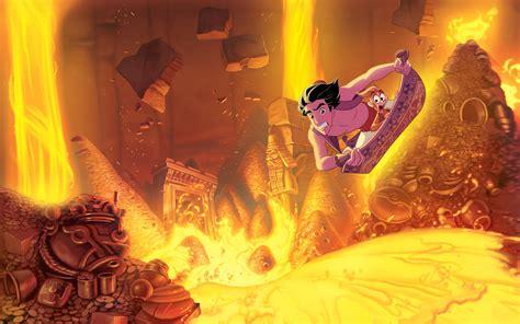 Karpet Aladin dongeng aladin dan lu ajaib
