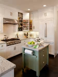 kitchen with small island 48 amazing space saving small kitchen island designs