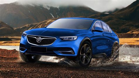 2020 buick crossover buick enspire concept envisioned as production model