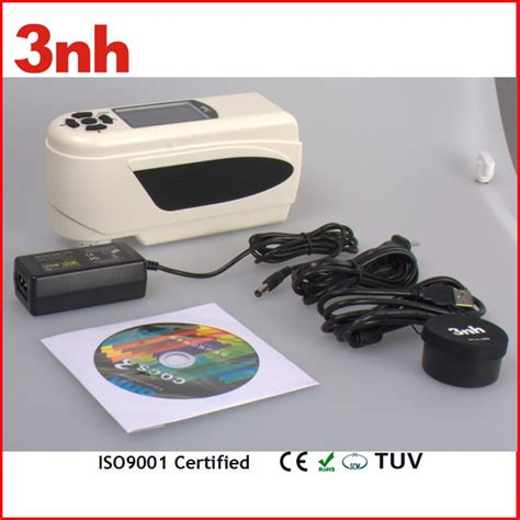 color spectrometer nr200 lab test equipment color spectrometer for painting