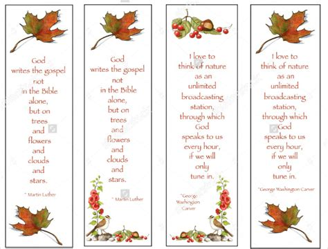christian bookmark template 21 christian bookmark templates free sle exle