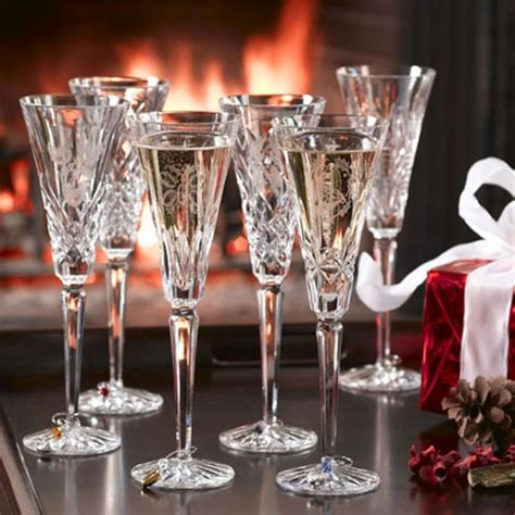 Waterford 12 Days Of Flutes - waterford 12 days of flute collection