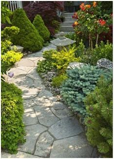 free garden and landscape project plans and do it yourself guides