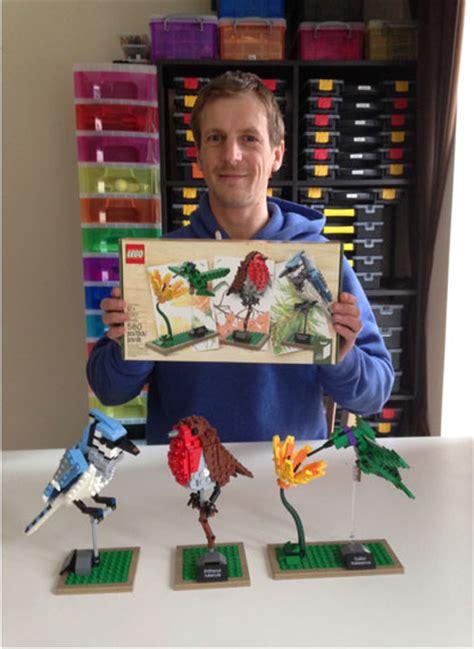 Diskon Lego 21301 Birds 1 lego ideas with tom poulsom and a