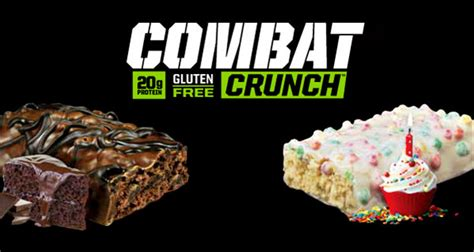 Musclepharm Combat Crunch Mp Combat Crunch Protein Bar 1 combat crunch birthday cake spotted and looking delicious