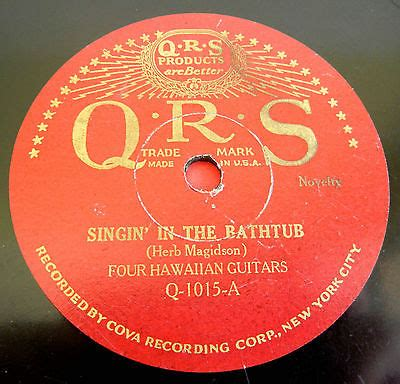 singin in the bathtub roots vinyl guide