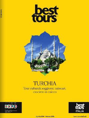 best tours cataloghi best tours pronto il nuovo catalogo turchia