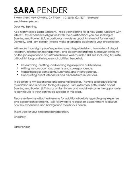 job resume paralegal cover letter sample sample paralegal cover