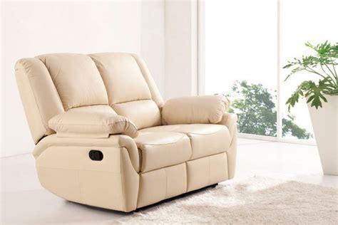 cream leather recliner sofa leather recliner sofa suite 2 elan cream