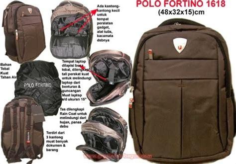 Tas Ransel Import 111557 1 Kg Muat 2 free zone tas ransel laptop pria polo fortino 1618 terbaru murah dan bagus