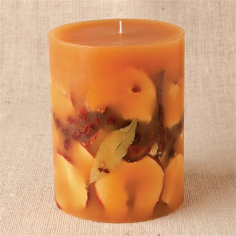 Ring Candles Rosy Rings Spicy Apple 9 5 Quot Big Candle