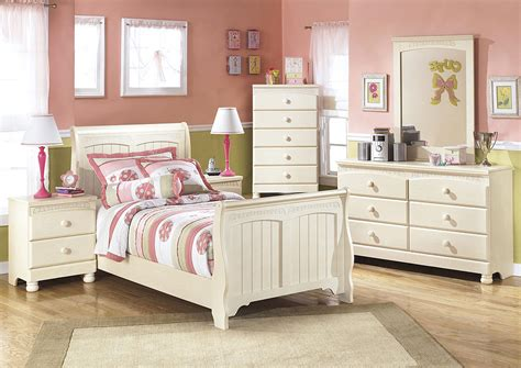 ashley twin bed furniture liquidators home center cottage retreat twin