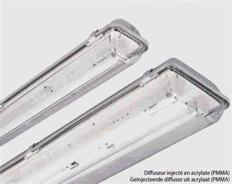 Kap Lu Simbat Philips T8 Tl 36 Watt tl armatuur acro opbouw 2x 36w t8 g13 acrylaat ip65 grijs