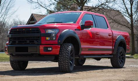 F U 2016 supercharged 2016 roush f 150 sc now for sale across the u s